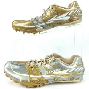 Track and Field Shoes with Spikes Running Track